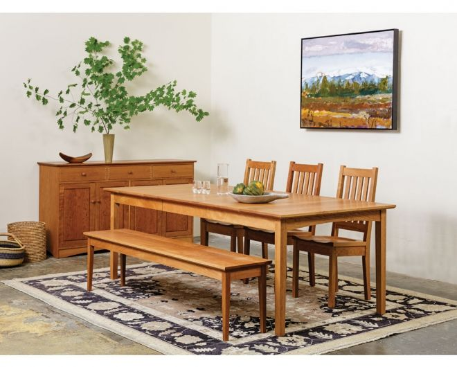 Shaker Dining Table Style