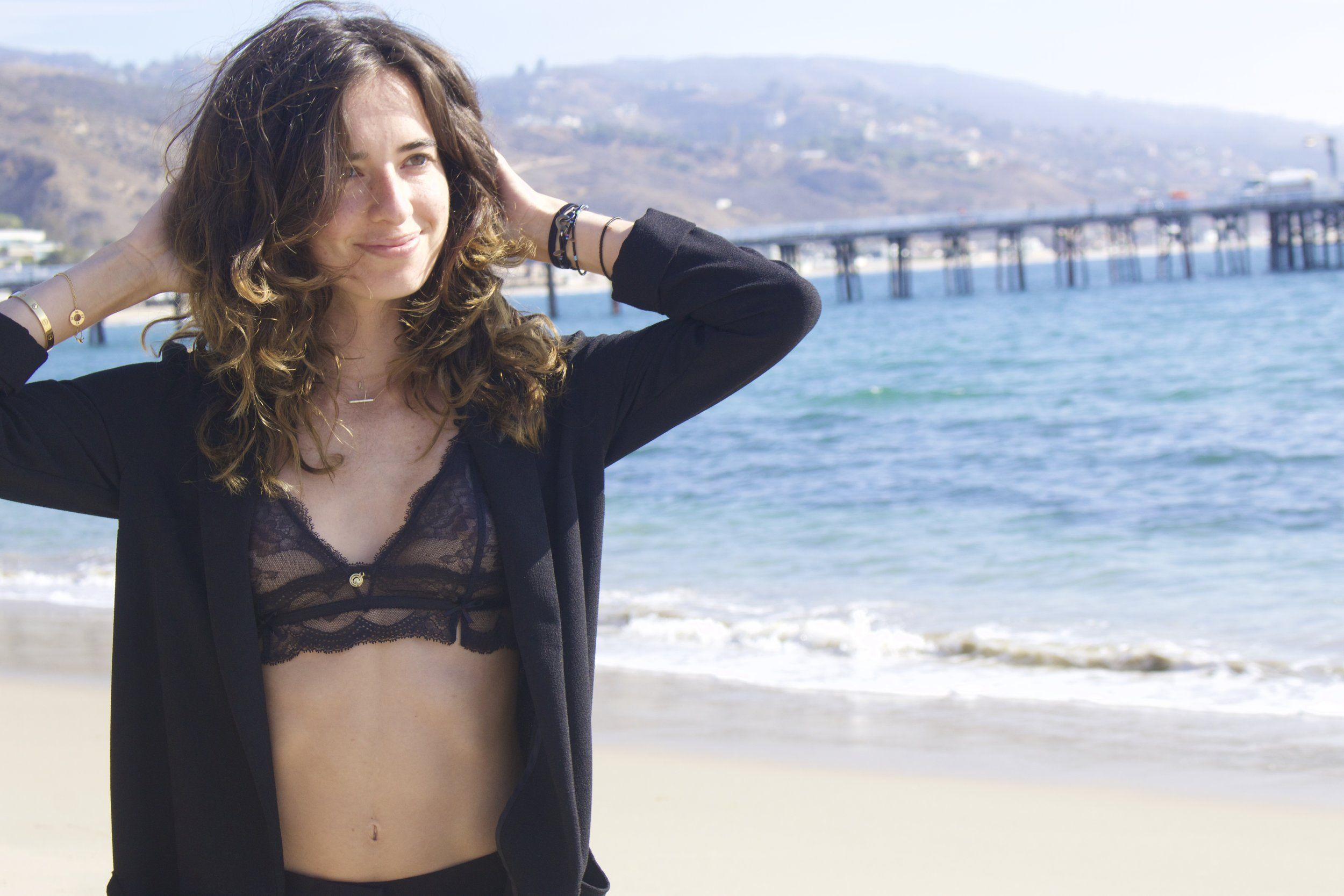 French Lingerie & Malibu Beaches
