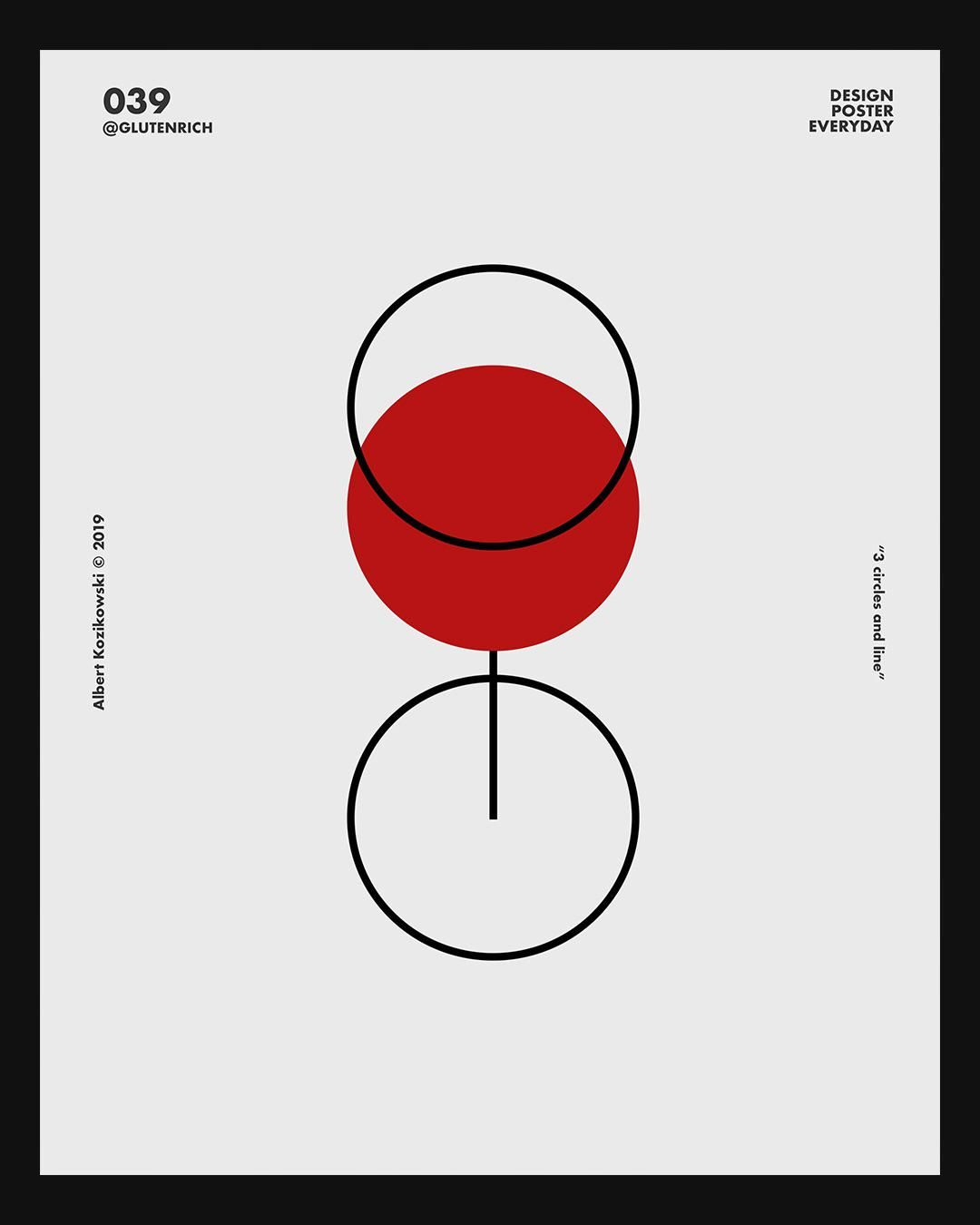 Red Wine Poster Inspired By Famous Alan Flercher Logo Designer Graphic Inspiration Wine Logo Design Circle Graphic Design Graphic Design Typography Poster