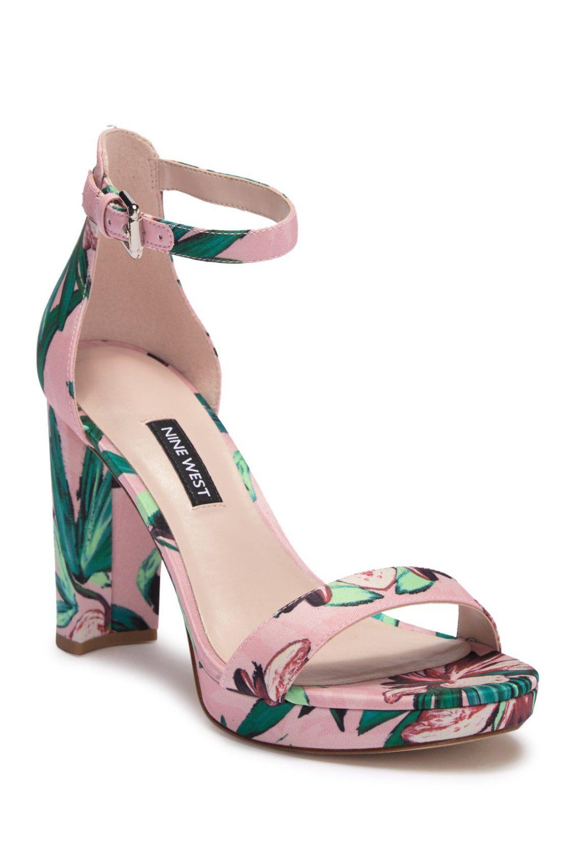 fe46600be10f Need! Nine West Dempsey Ankle Strap Platform Sandal