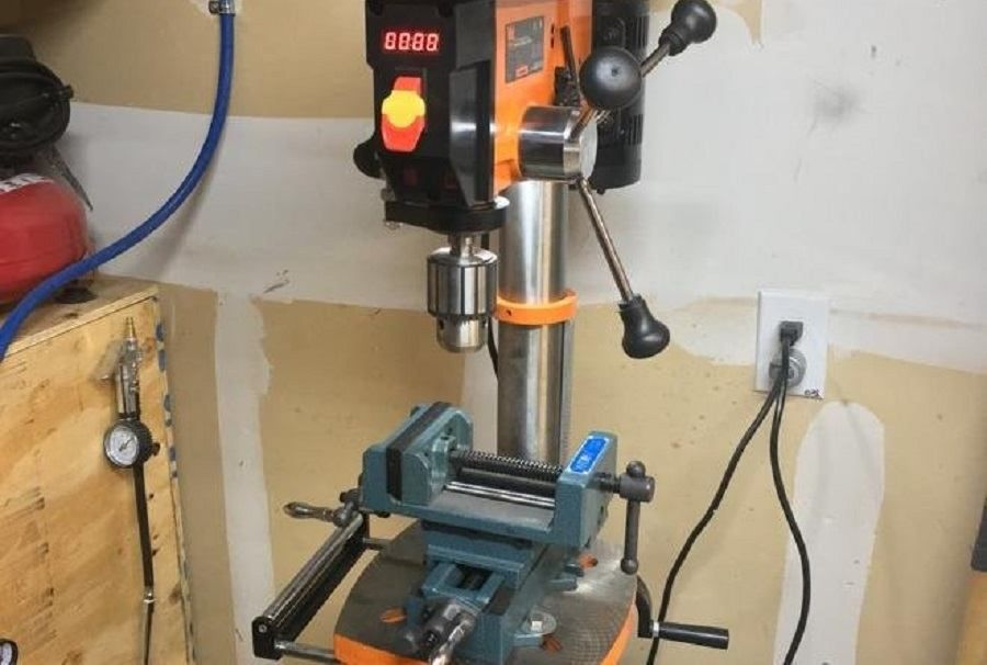 Wen 4214 12 Inch Variable Speed Drill Press Manual