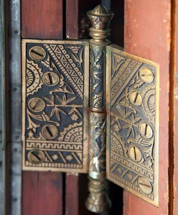 Antique Door Hindge
