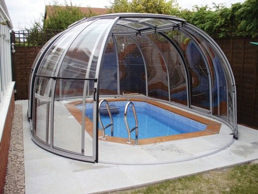 20 Amazing Swimming Pool Ideas For Your Luxury Home Swimming Pool Enclosures Backyard Pool Backyard