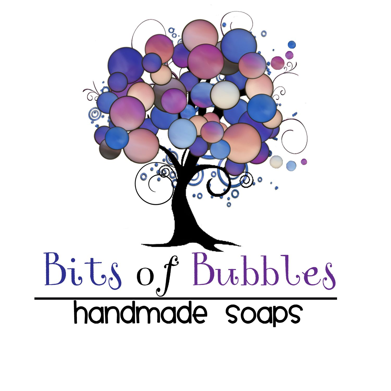 My New Business Logo Bubble Bath Bomb Handmade Soaps Business Logo