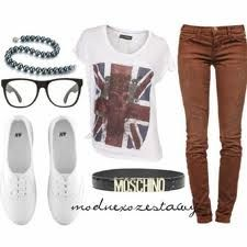 tenue simple mes swag , photo 3