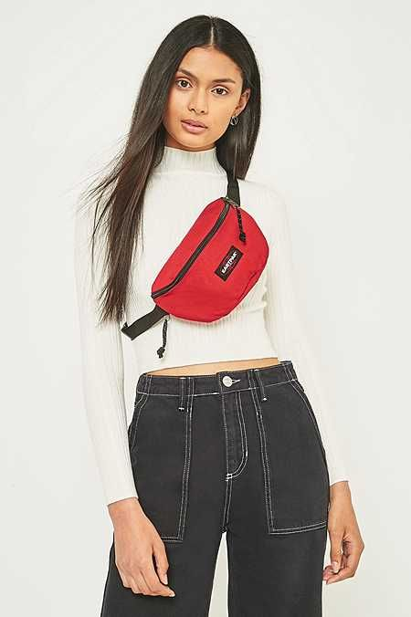 1b774a74d7c Eastpak Springer Red Bum Bag | fanny pack styling in 2019 | Bags ...