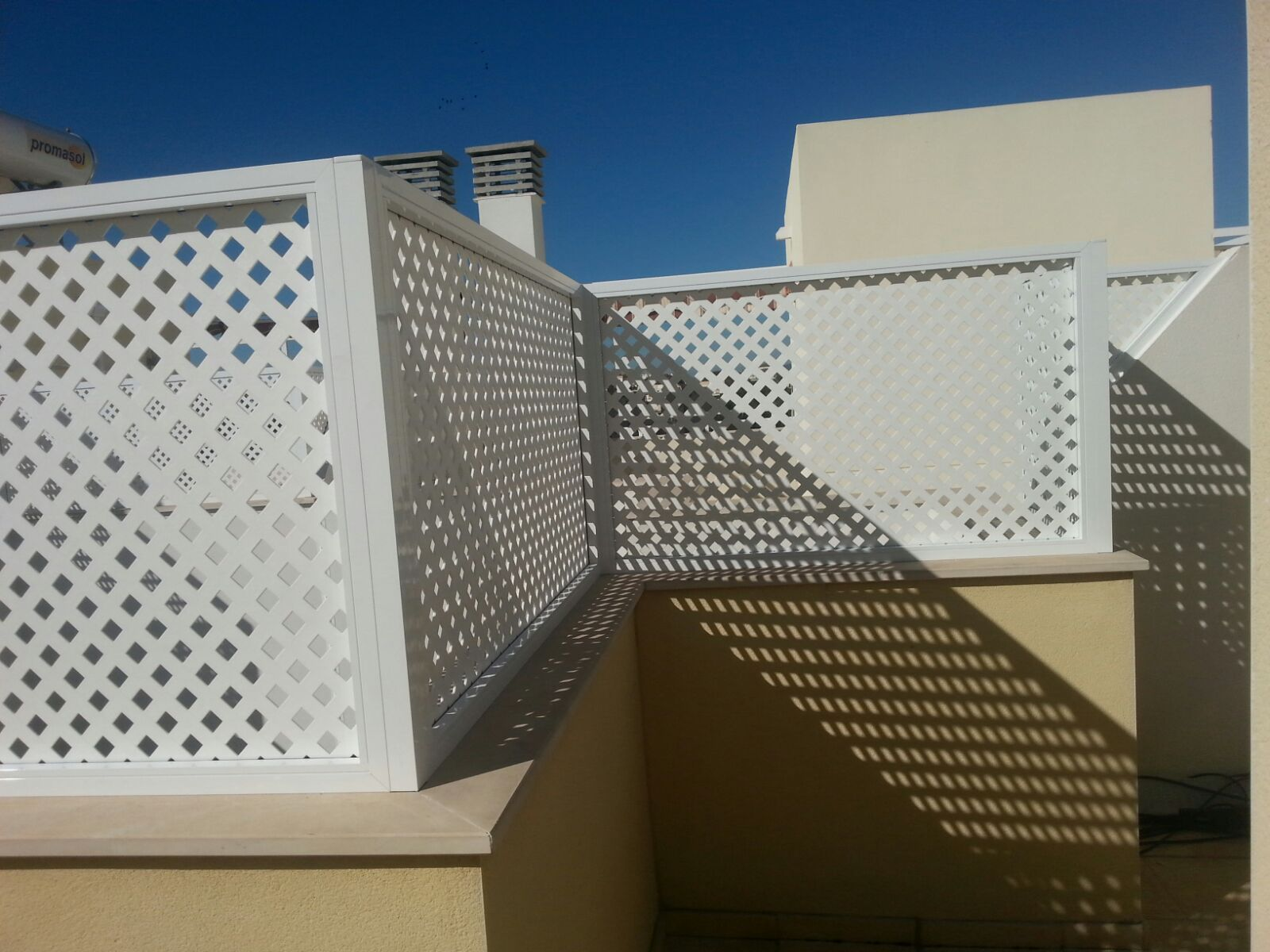 Como Separar Balcones