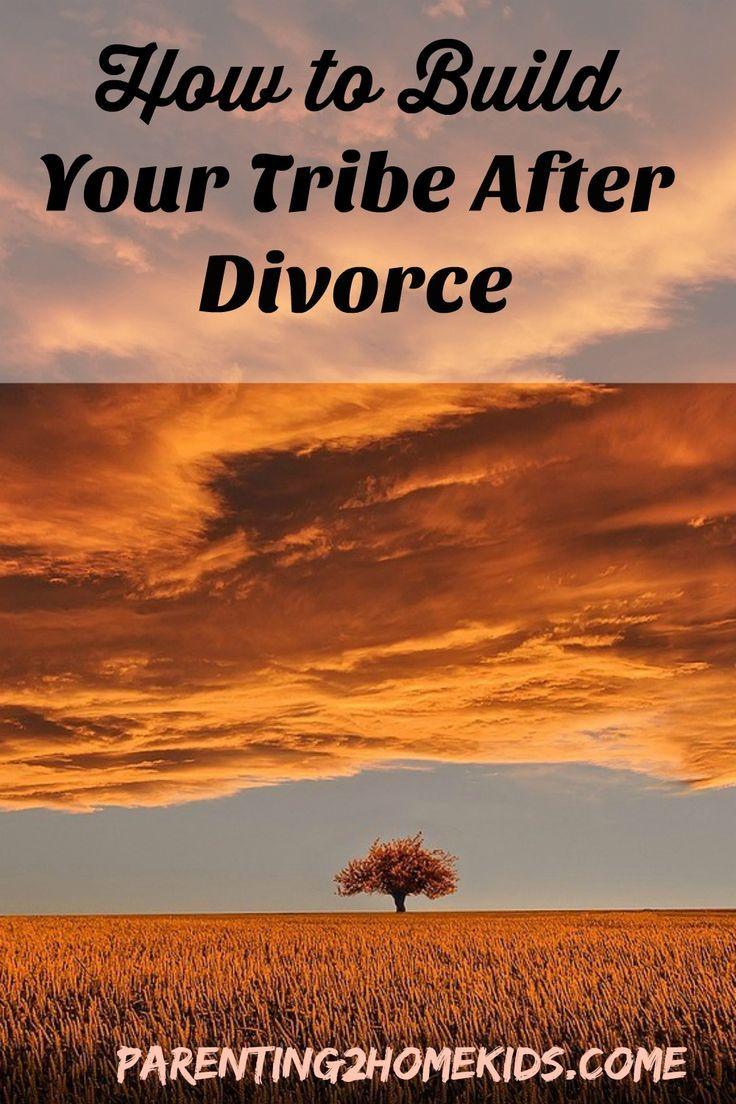 single after divorce