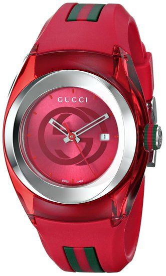 7c3821891a0 Gucci SYNC L YA137303 Stainless Steel Watch
