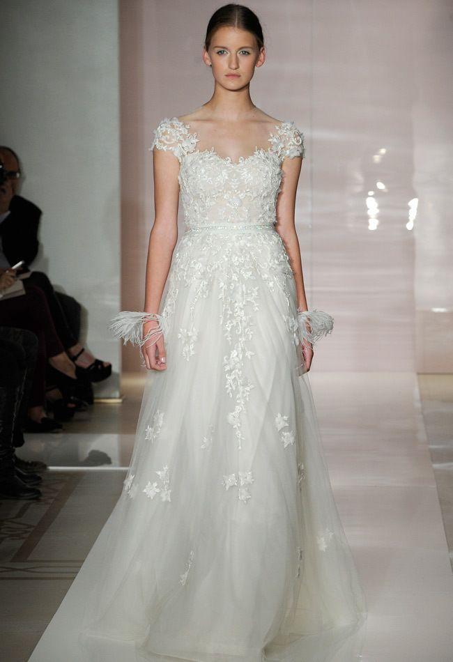 Bridal Fashion Week in New York: Meine Lieblingskleider von Monique ...