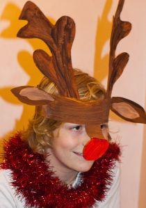 Printable Reindeer Antlers - Kids Craft Room