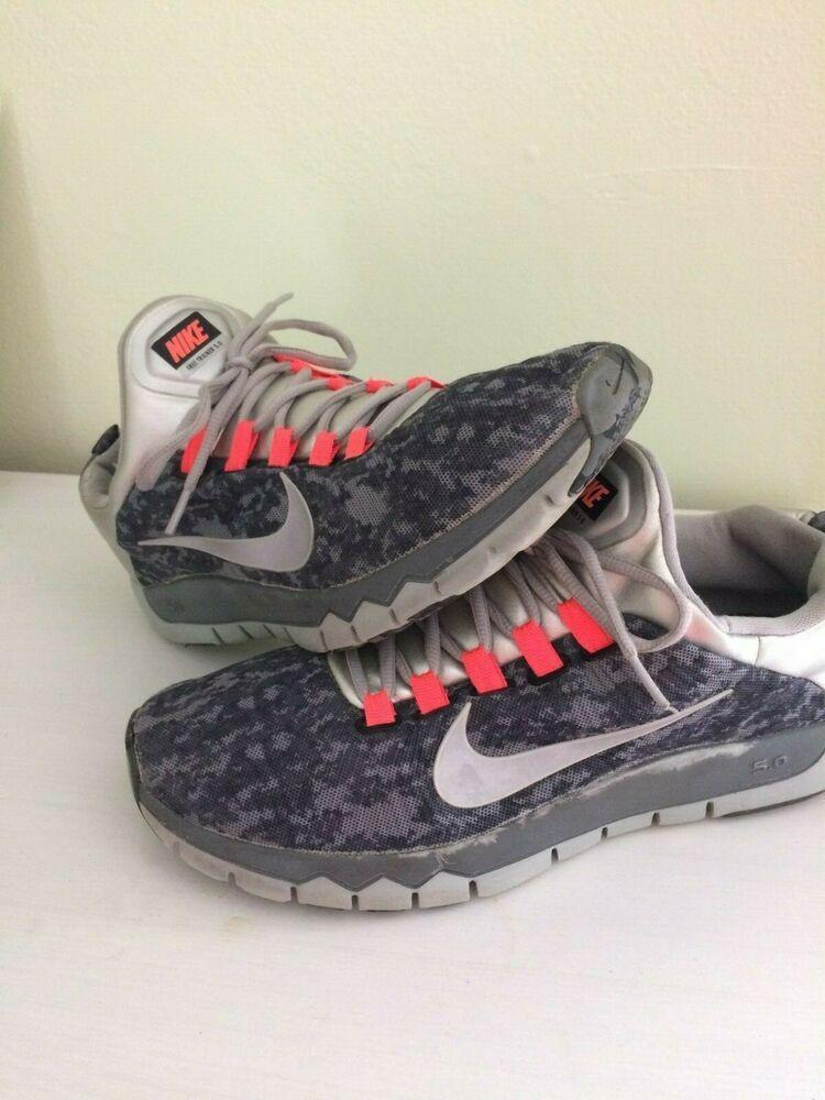 Men S Nike Free Trainer 5 0 Running Shoes Us Size 12 D Medium