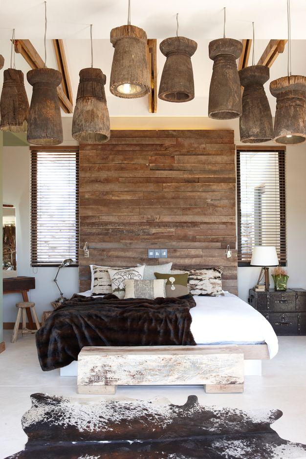 Dormitorio decoracion dormitorio pinterest for Dormitorio principal m6 deco