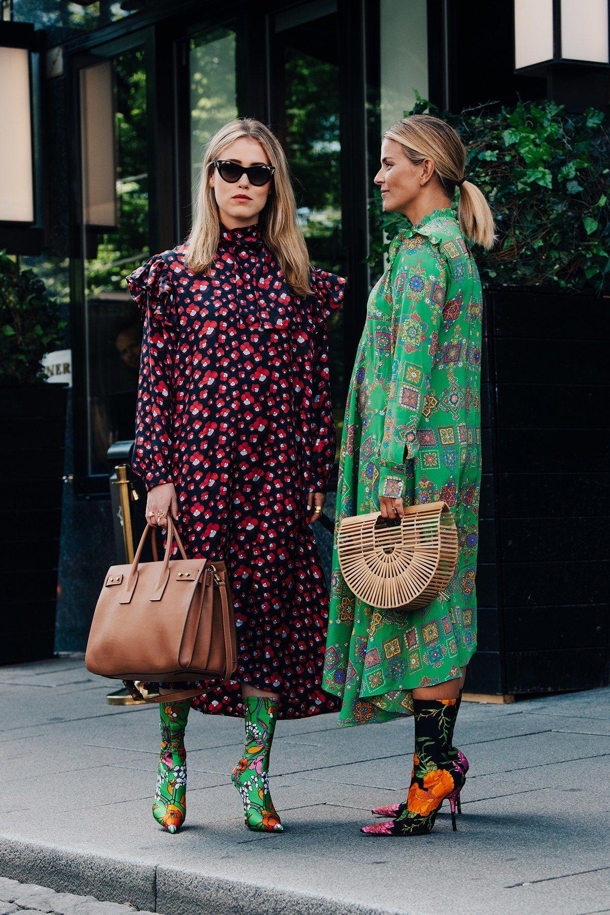Photo of Die coolsten Looks der skandinavischen Fashion Weeks