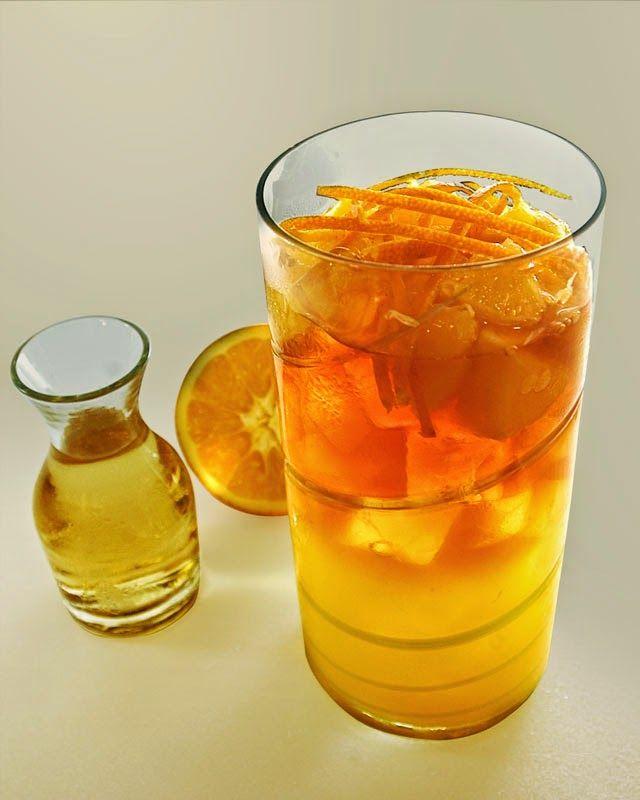 TU SALUD: El té de naranja: Una infusión INFALIBLE adelgazante
