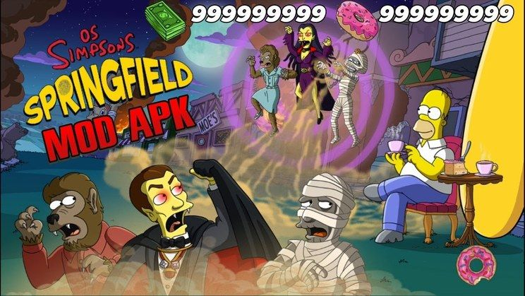 Simpsons Tapped Out Halloween Event 2020 The Simpsons Tapped Out Hack,The Simpsons Tapped Out cheat,The