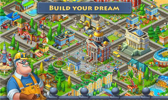 Township City Building And Farming Game Now Available On Windows Phone Store Township Game Layout Town Games Games