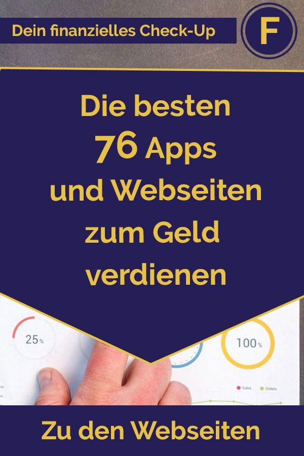 App Wo Man Geld Verdienen Kann