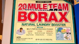 What Is A Good Substitute For Borax Laundry Soap Homemade