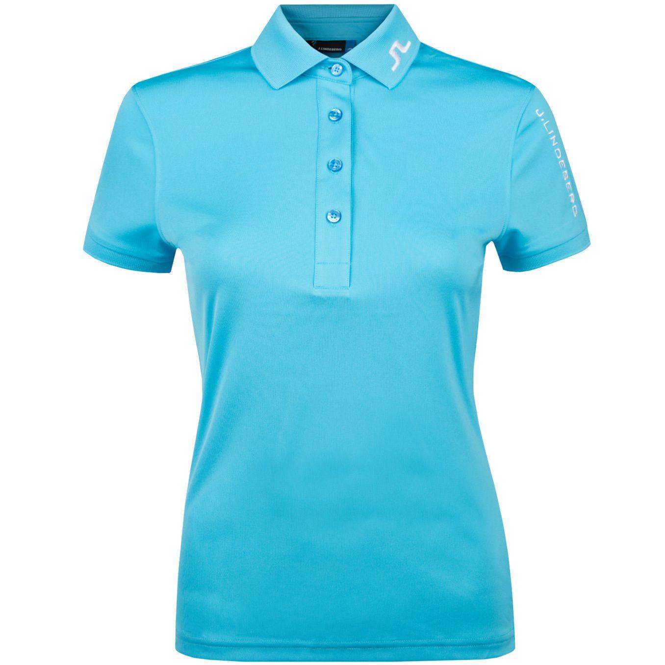 J.Lindeberg Womens Tour Tech Polo Shirt