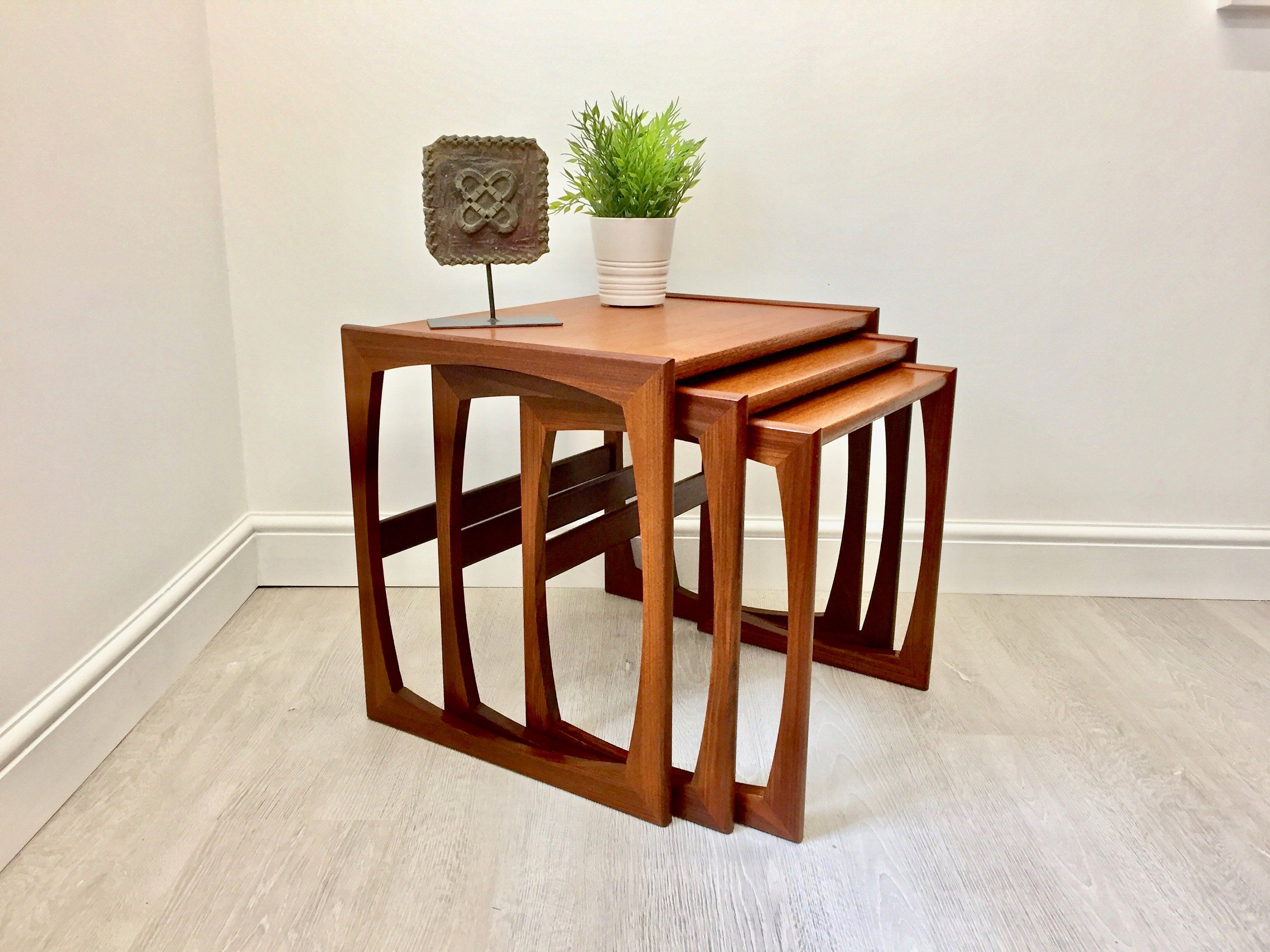 G Plan Quadrille Nest Of Tables G Plan Coffee Tables Vintage Mid Century Coffee Table Coffee Table Vintage G Plan Coffee Table