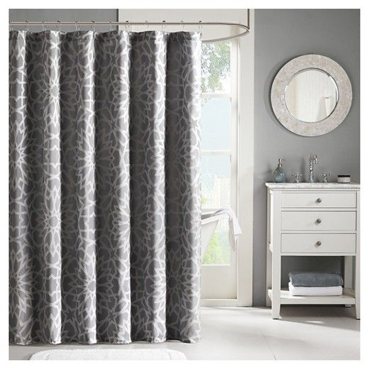 Update Your Space With The Carmela Shower Curtain This Modern