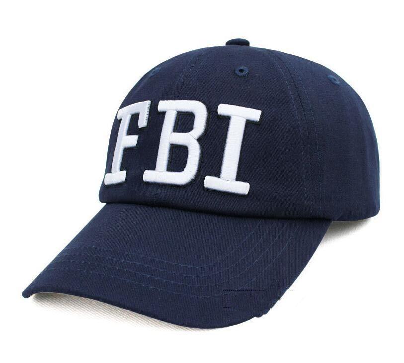 f97f2da26d2 Summer Letter FBI Cap for Women Men Hip Pop Baseball Hats Fashion Outdoor  Sports Sunhat Visors Caps Snapback Gorra HT51088+30