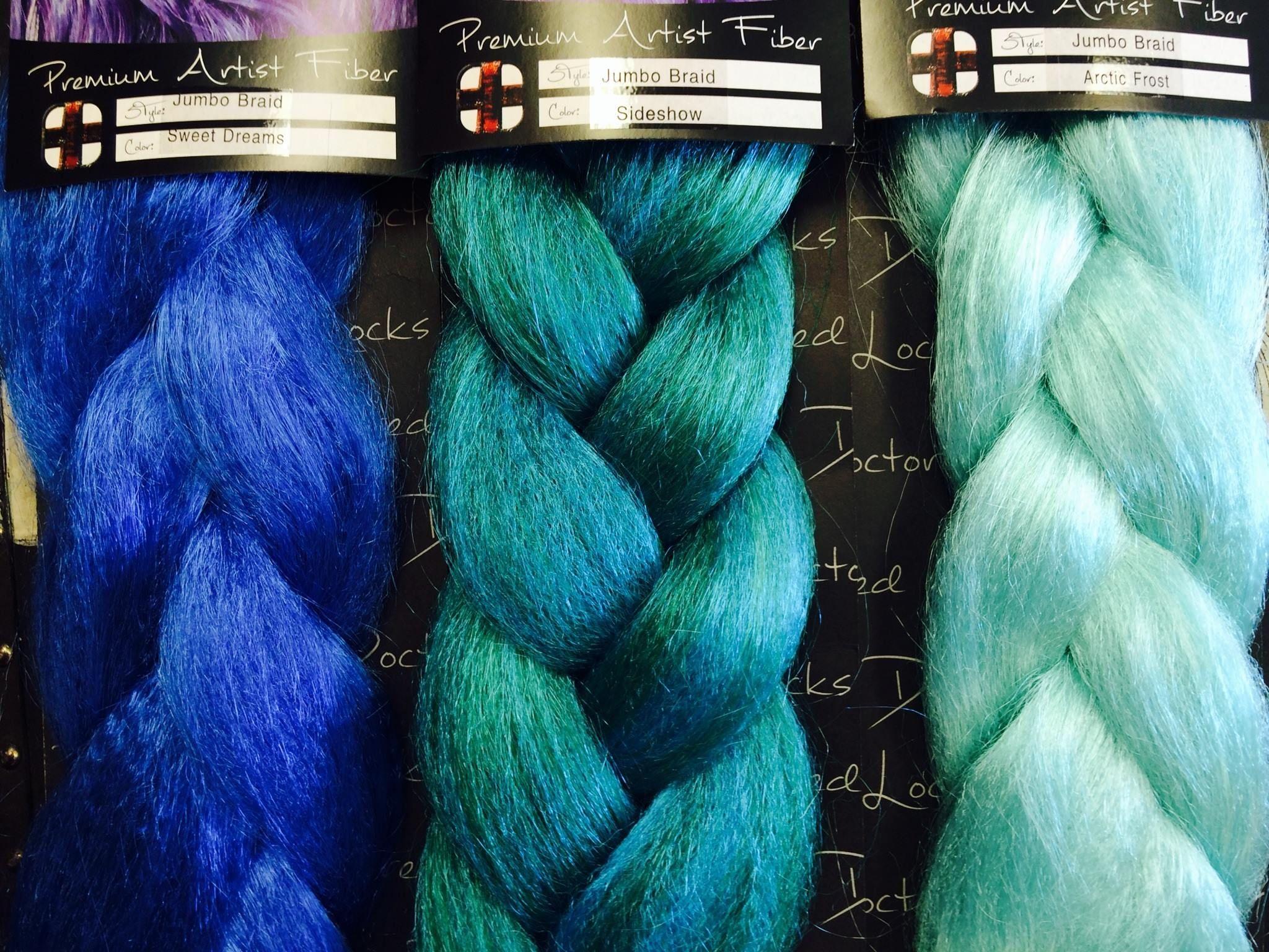 New gorgeous color of doctored locksu kk ultra jumbo braid