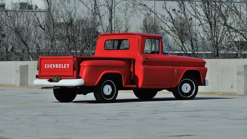 1963 Chevrolet Pickup S63 Kansas City 2015 In 2020 Chevrolet Pickup Chevrolet Classic Cars Trucks
