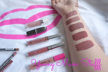 young mum stuff mauve swatches dusty rose lipsticks liquid. Black Bedroom Furniture Sets. Home Design Ideas