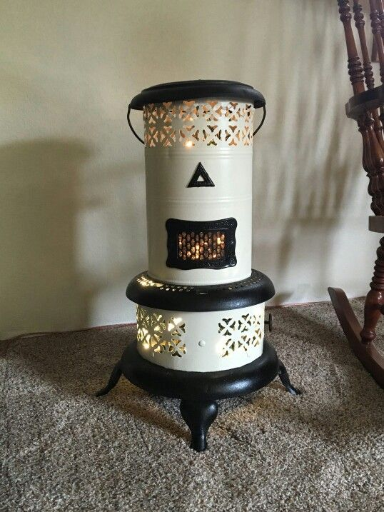 Vintage Kerosene Heater Diy Vintage Kerosene Heater