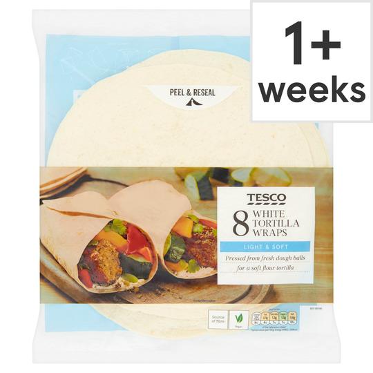 Tesco Groceries In 2020 Tortilla Wraps Tesco Groceries Grocery