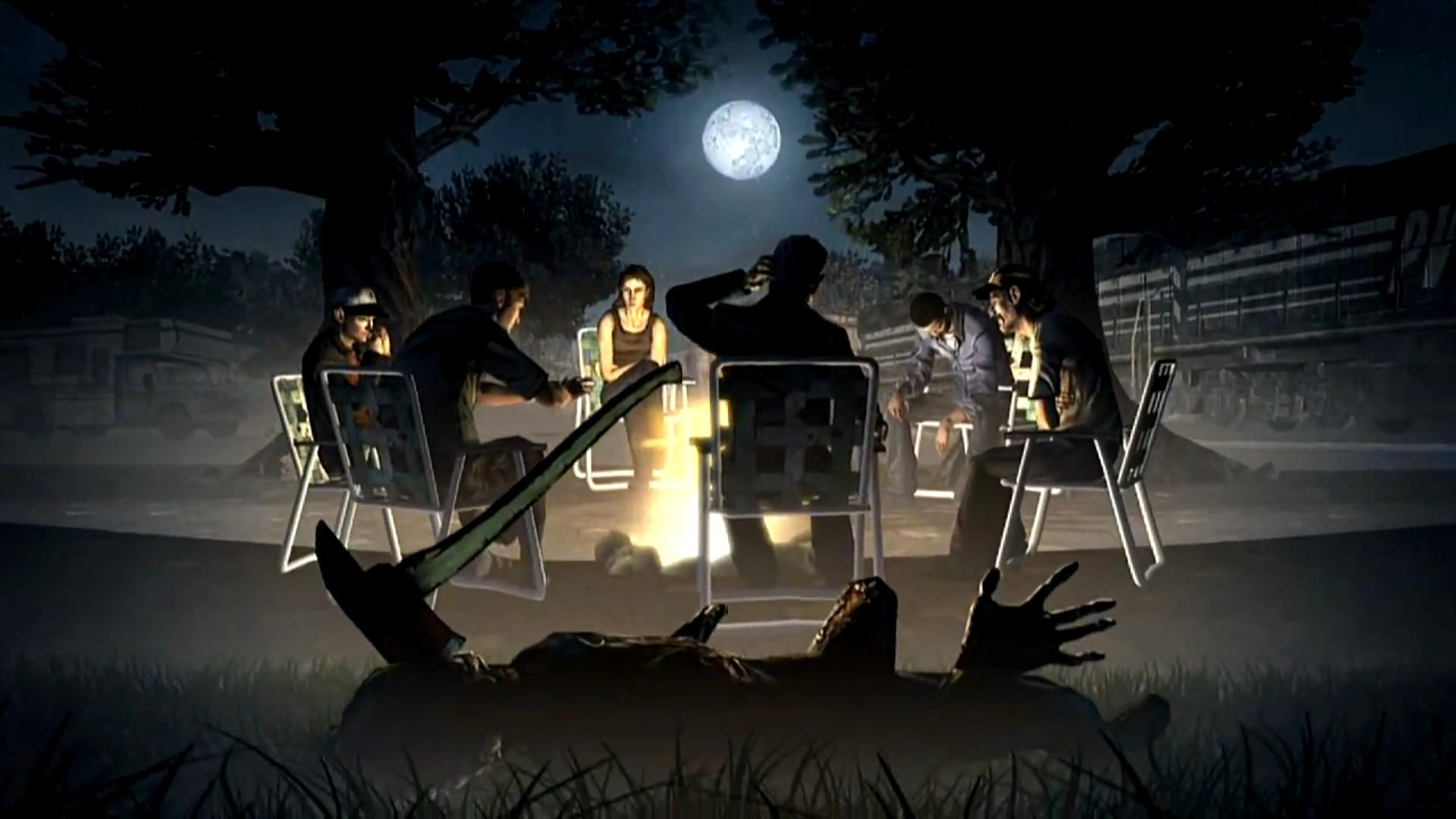 The Walking Dead The Game Ep 1 Review Walkingdeadgame The