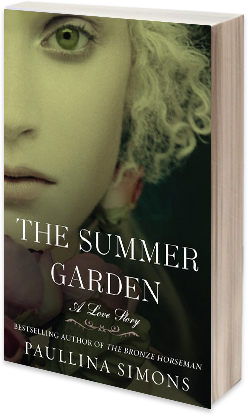 The Summer Garden by Paullina Simons (3rd book in The Bronze Horseman Trilogy)