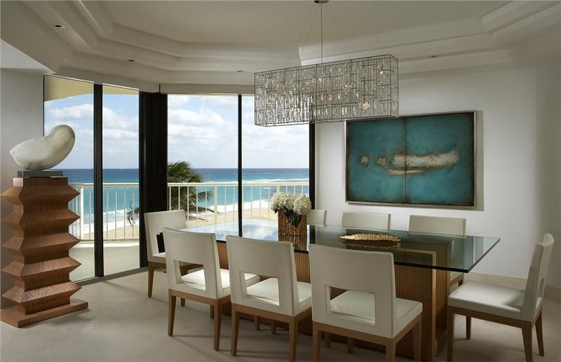 Dining room lighting contemporary styles