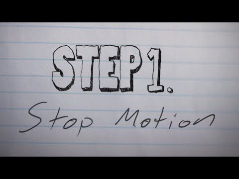 Stop Motion | STEP1 Film-maker Lesson - YouTube
