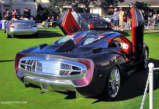 75 2005 Spyker C12 Spyker C12 Laturbie Photos 2006 Los Angeles