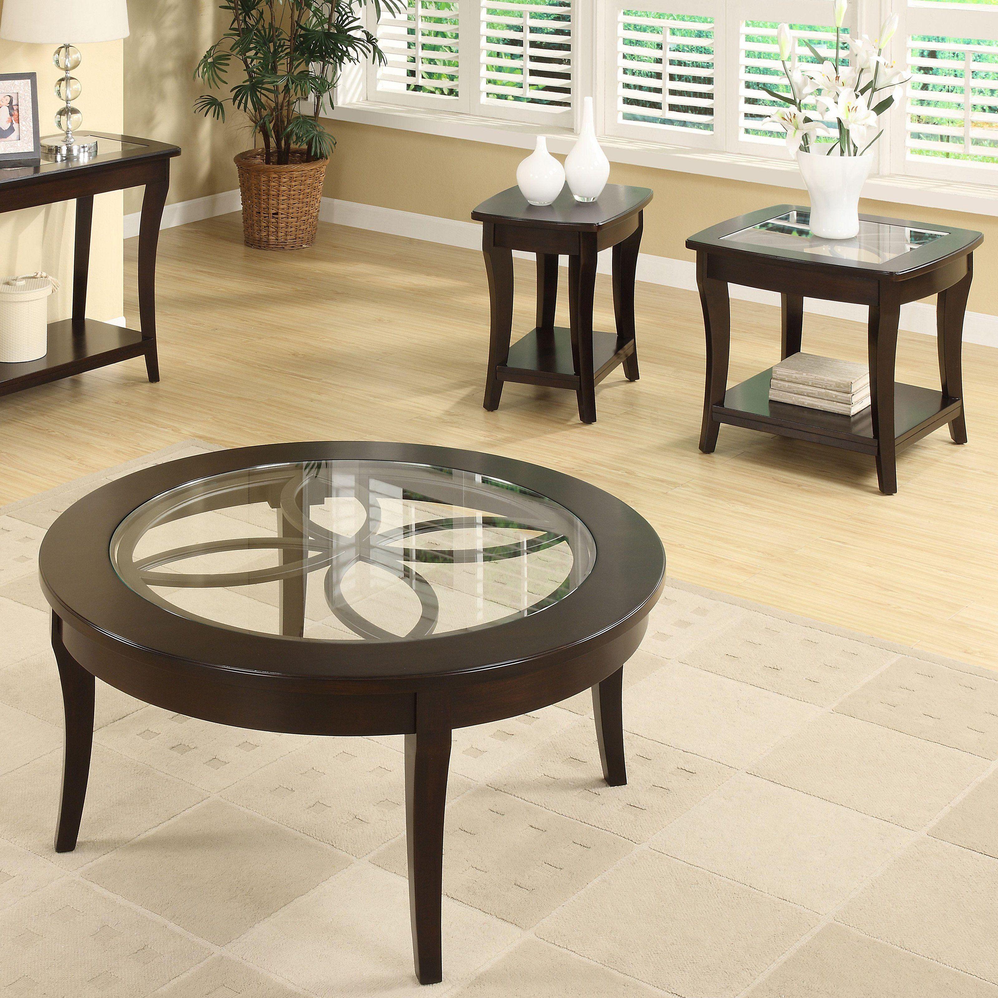 40++ Wayfair coffee table set glass trends