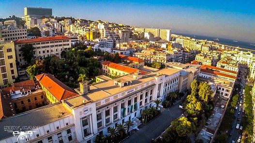 15 photos spectaculaires prises par des drones montrent la beauté de l'Algérie