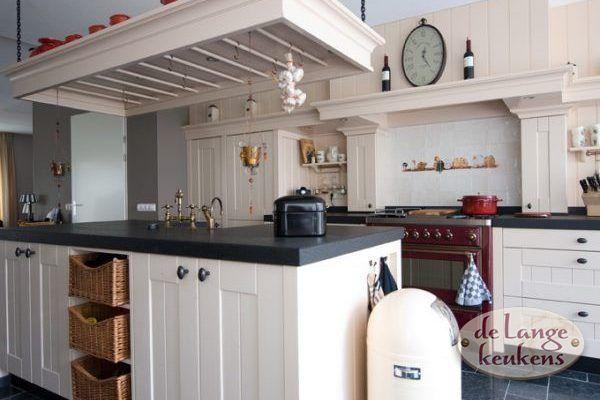 De Lange Keukens Ommen.Keuken Inspiratie Keuken Met Kookeiland Landelijke