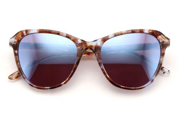 7d51e81e05 Wildfox - Parker Deluxe Coconut Sunglasses