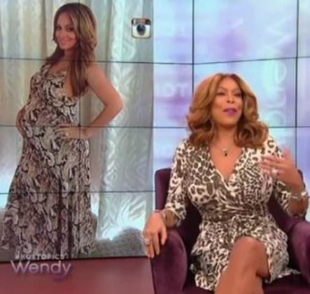 from George wendy williams says he is gay