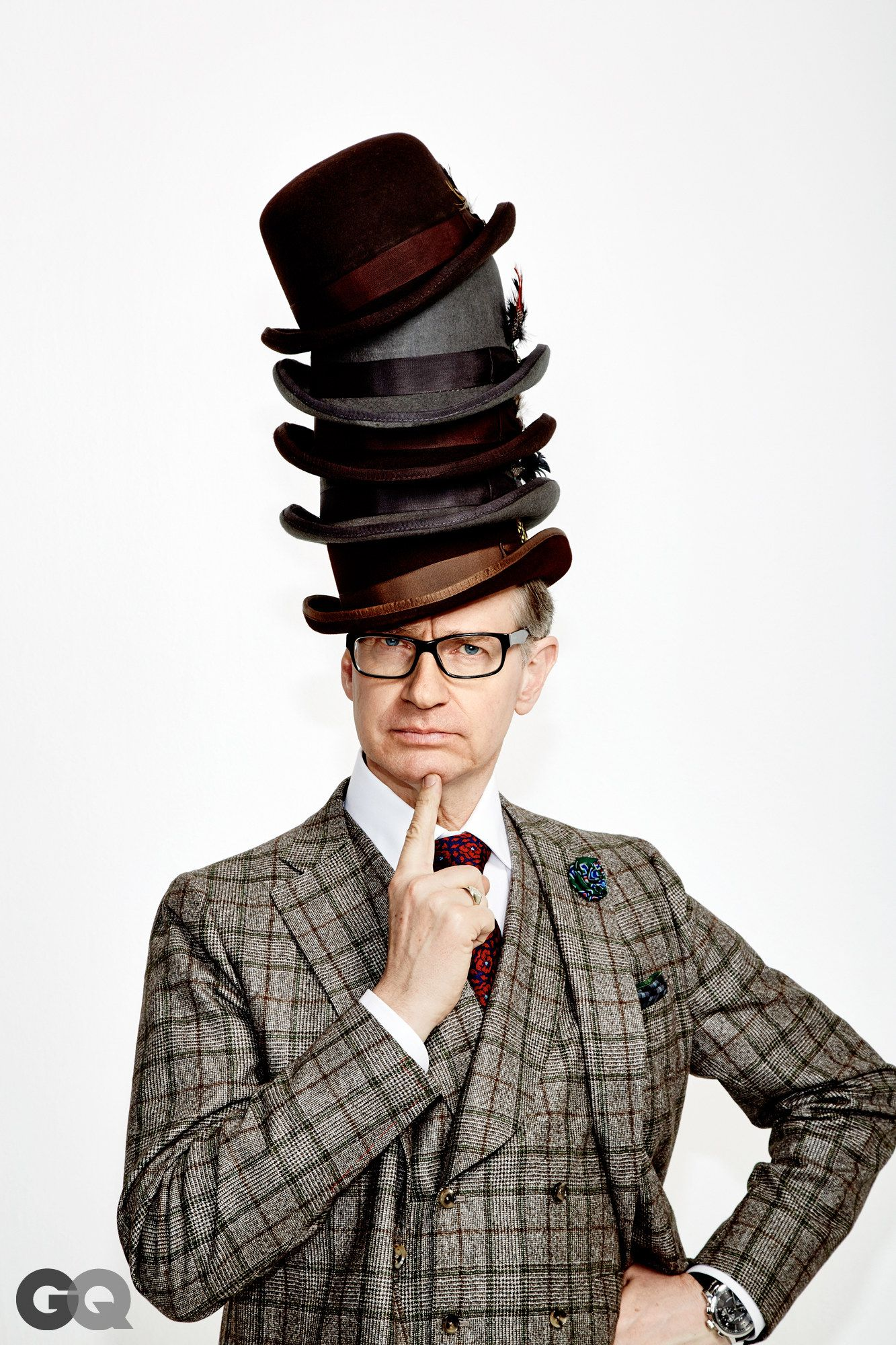 Ghostbusters Director Paul Feig in GQ | GQ