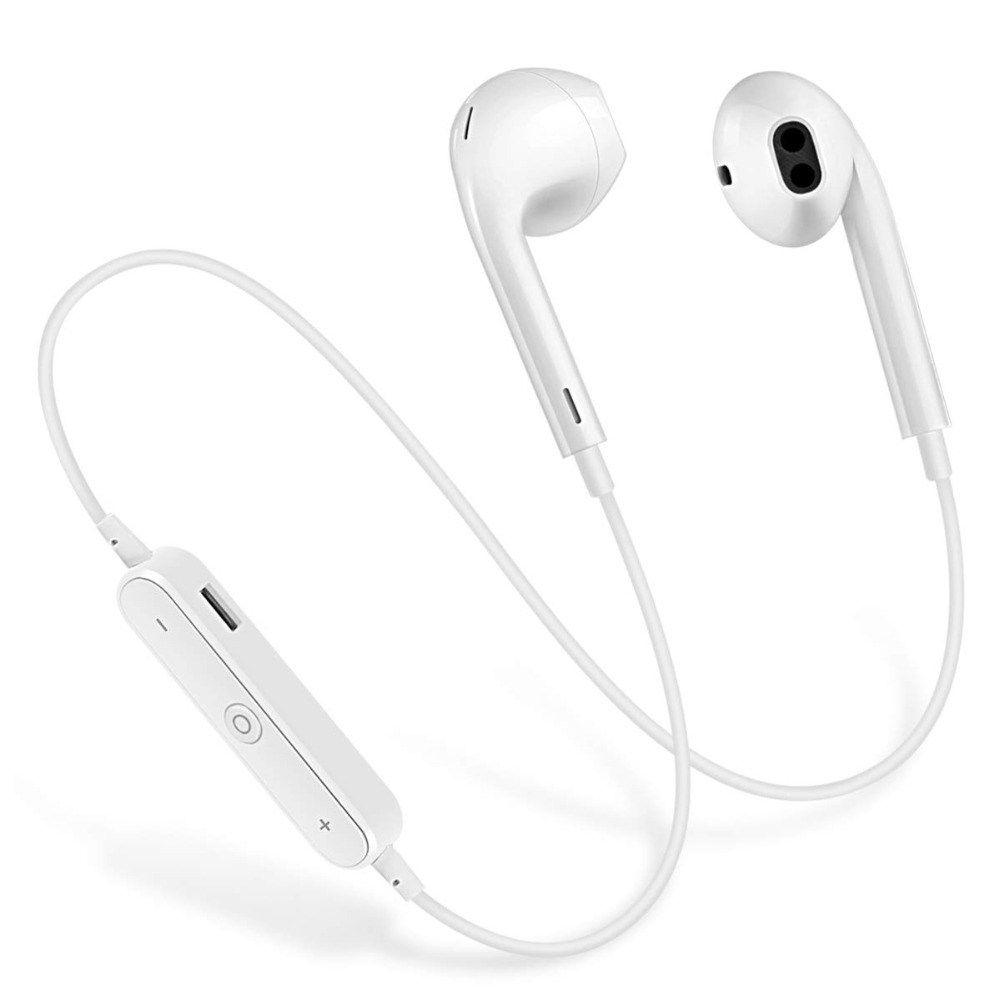 Fanshu Wireless Bluetooth Headphones Earbuds With Mic Noise Cancelling Stereo Wireless Bluetooth For Gy Bluetooth Headphones Wireless Earbud Headphones Earbuds