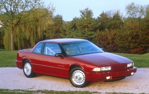 1994 Buick Regal 2 Dr Gran Sport Coupe Buick Regal Buick Coupe