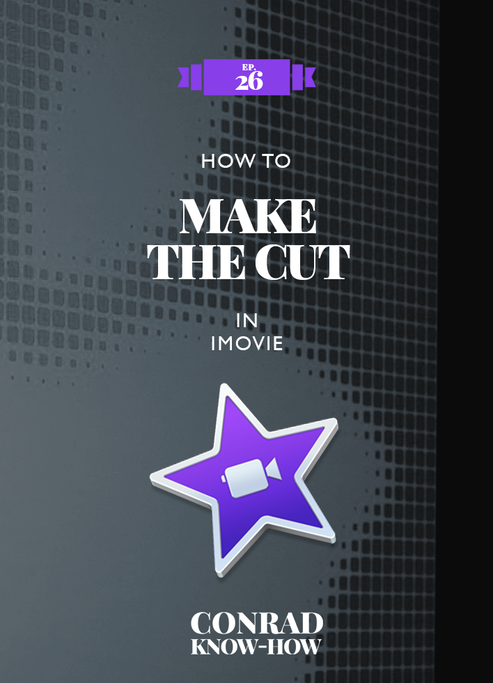 How To Make the Cut in iMovie | Video - Video Creation