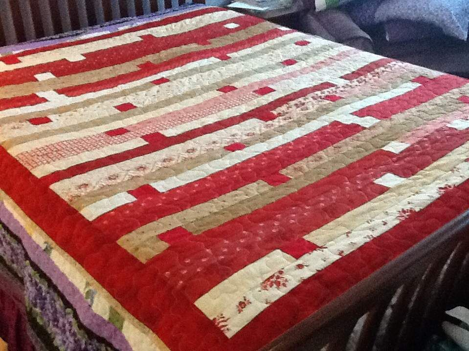 Ideas for completing Jelly Roll Race 2?-image.jpg … | Pinteres… : size of jelly roll race quilt - Adamdwight.com