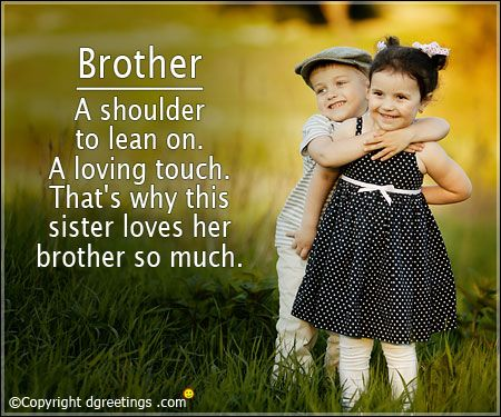 Love Brother Quotes Unique You Always Knew What To Sayi Wish You Were Herethere's A Huge