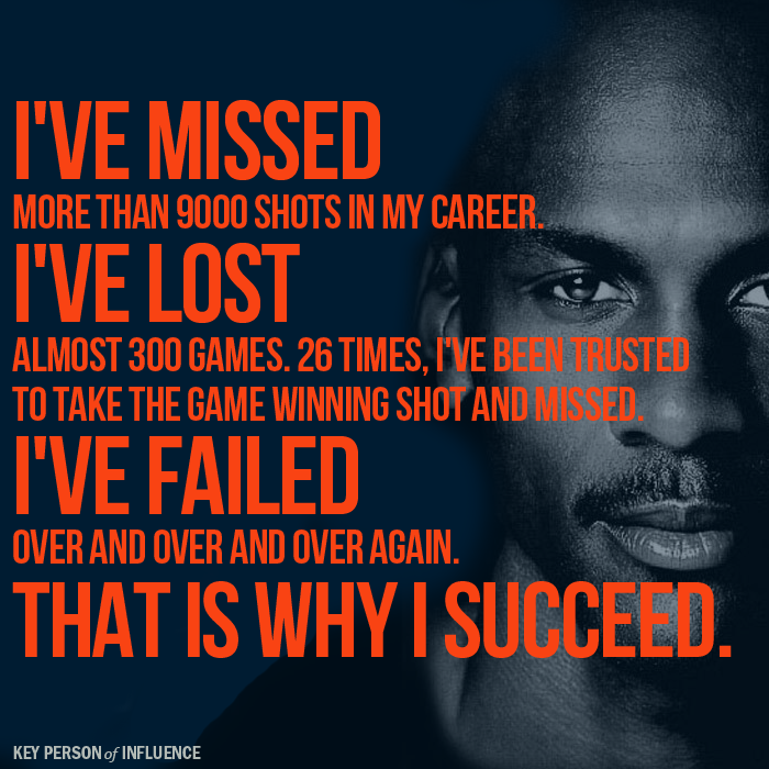 Inspirational Quotes About Failure: 30 Quotes On Failure That Will Lead You To Success