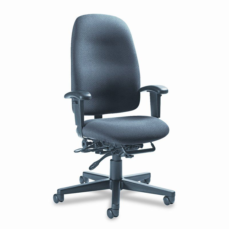 Have to granada desk chair by global total office with